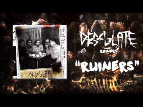 Desolate - Ruiners EP [Full Stream] (2015) Chugcore Exclusive Mp3