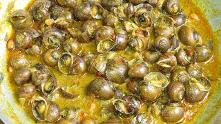 Survival Technique Find and cook snail in River - Collect Snail Cooking For Food Eating delicious
