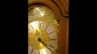 John F. Jarocki Grandfather Clock Pt.2