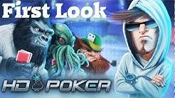 HD Poker Texas Hold'em Steam Gameplay First Look