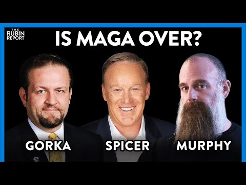 Trump 2024? The Future of MAGA: Sebastian Gorka, Sean Spicer, Jack Murphy| ROUNDTABLE | Rubin Report