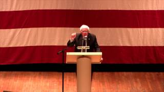 Bernie Sanders speaks in Charleston WV - February 12, 2017