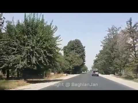 From Fabrica to Baghlan Markazi - Road to Baghlan 2016