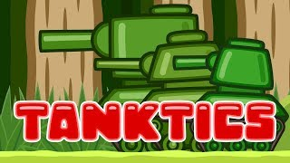 Soviet Tanks All episodes of Tanktics | Cartoons About Tanks