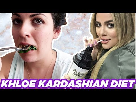 Eating Khloe Kardashian's Ideal Day Of Meals For Weight Loss