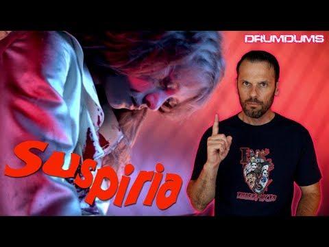 Drumdums Proclaims SUSPIRIA A Masterpiece of Horror Cinema! (40th Anniversary Special)