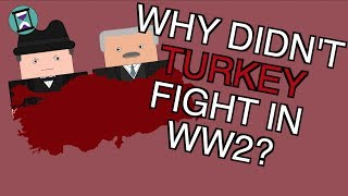 Why didn't Turkey fight in WW2? (Short Animated Documentary)
