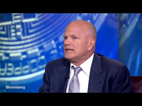 How Macro Trader Novogratz Became a Bitcoin Convert
