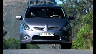 Обзор Mitsubishi Grandis.  Обзор Митсубиси Грандис.  Benzin Automatik.