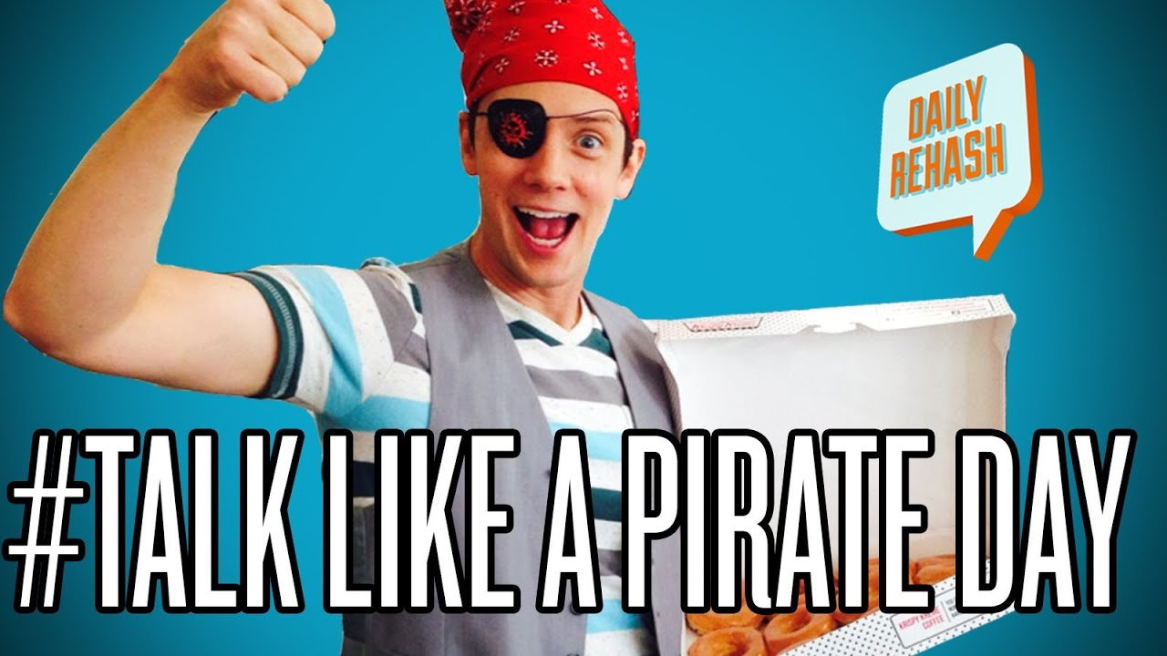 How to get free food on International Talk Like a Pirate Day