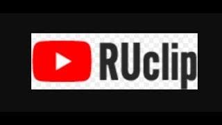 Rusların YouTube'u... RUclip