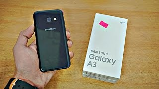 Samsung Galaxy A3 (2017) - Unboxing & First Look! (4K)
