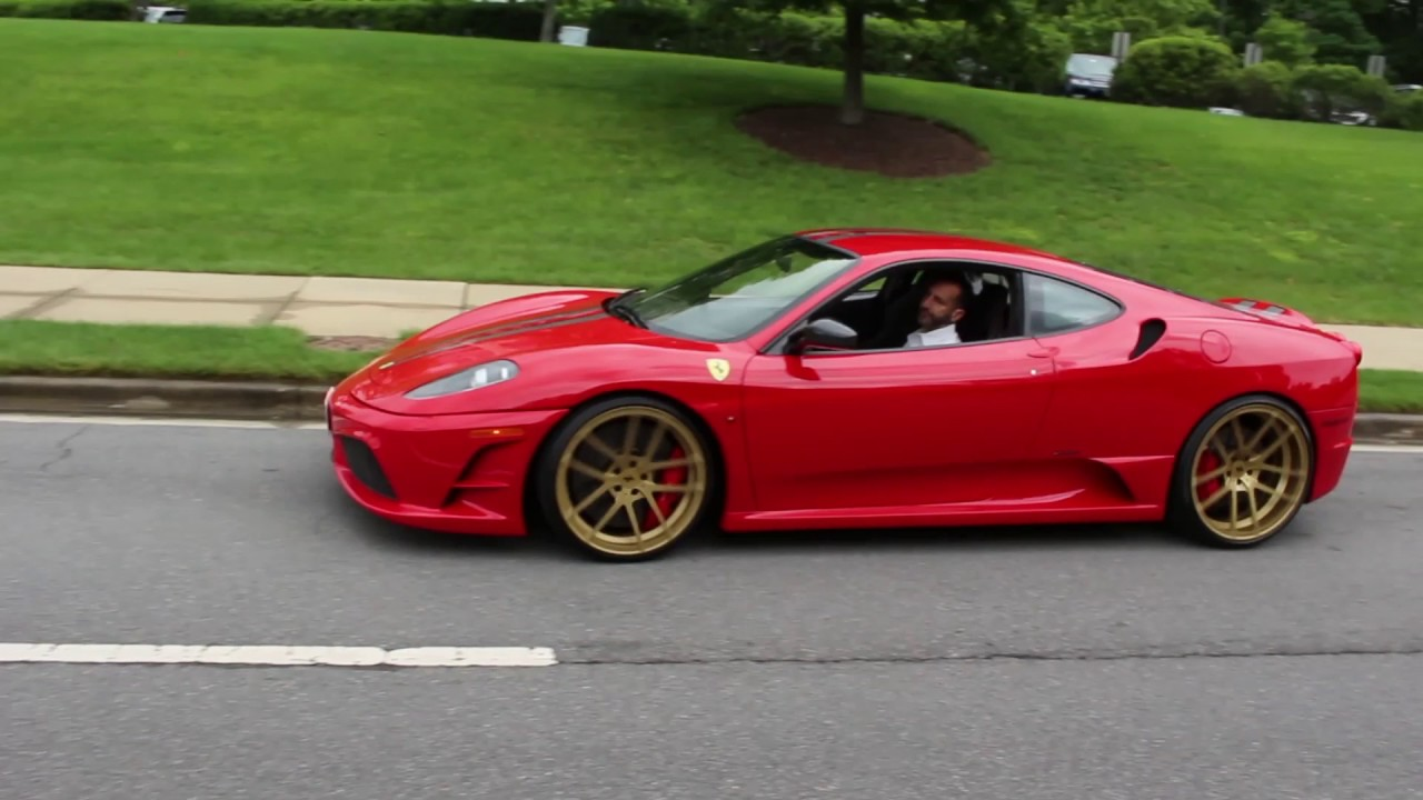 2009 Ferrari F430 Scuderia For Sale With Test Drive Driving Sounds And Walk Through Video