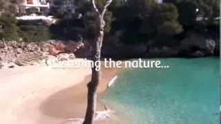 Listening the nature... Cala Esmeralda · inturotel · Mallorca