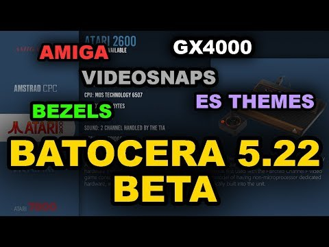 Download 128gb Retro Gaming Classic Batocera Image From 808