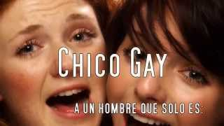 t.A.T.u. | Malchik Gay | Spanish Cover | CHICO GAY