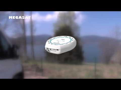 Megasat Countryman GPS Professional TecTime TV