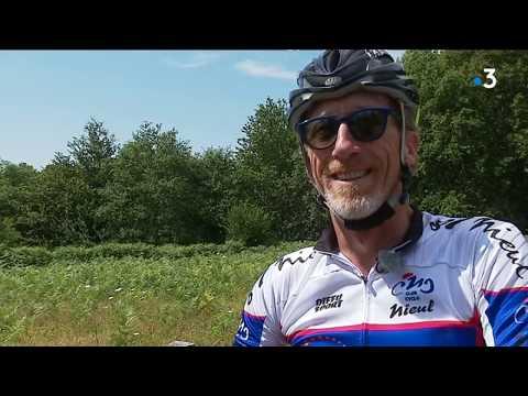 Un Haut-Viennois boucle une course de vélo de 4300 km - - France 3 Nouvelle-Aquitaine