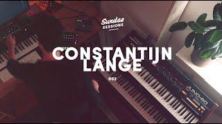 #002 Constantijn Lange *live // Sundae Sessions mit Laut & Luise
