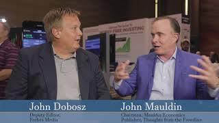 John Mauldin: How to Pay for Public Debt