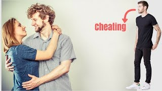 Know on you is your you girlfriend cheating How
