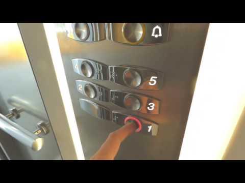 Random lift button - Lift adventure in Plymouth