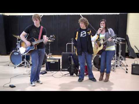 ardmore high school talent show 2010 i can only imagine