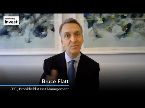 Brookfield CEO Flatt on the Long-Term Investment Outlook