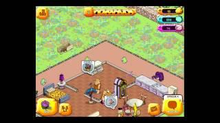 The Flintstones: Bring Back Bedrock [iPad Gameplay] Episode 3-4 Expanding Home