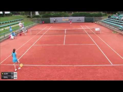 Juhaszova Vivien V Dolonc Vesna - 2016 ITF Plzen
