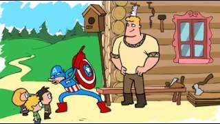 Kaptan Amerika Rusya Sürümü