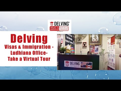 Delving Visas & Immigration - Ludhiana Office- Take a Virtual Tour