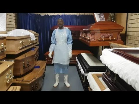 Episode 7: A day in the life of an Embalmer