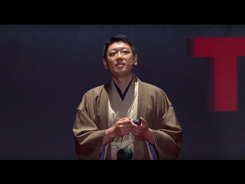 Nippon-Ga, paintings that depict the multi-faceted Japanese culture | Taro Yamamoto | TEDxKyoto