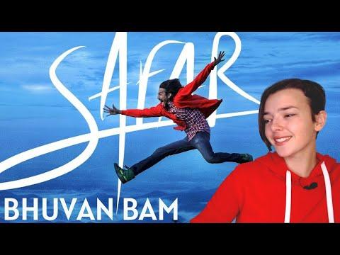 Bhuvan Bam  - Safar  - Official Music Video REACTION!!!