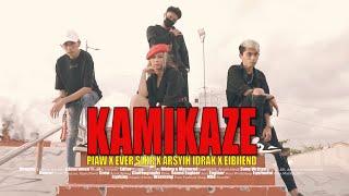 Piaw - KAMIKAZE Ft. Ever Slkr x Arsyih Idrak x EIBIIEND ( OFFICIAL MUSIC VIDEO )