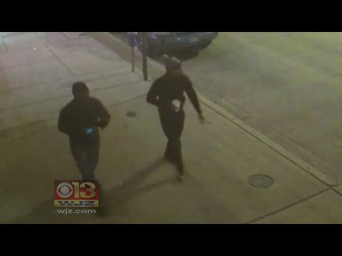 Police Ask For Public's Help In Identifying Suspects In Fells Point Murder