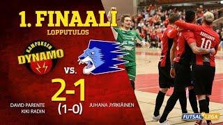 KaDy - Leijona Futsal 1.finaali 17.04.2019 MAALIKOOSTE!