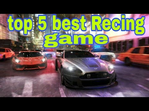 Top 5 best Recing game for Android and iOS // top 5 best car Recing game how to download top 5 game