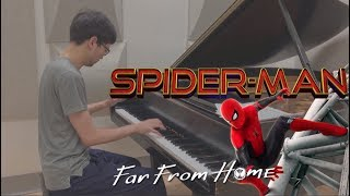 Spider-Man: Far from Home O.S.T piano cover By Elijah Lee
