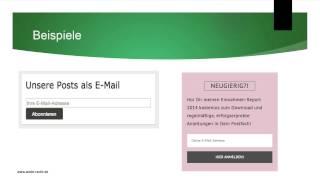 Newsletter und E-Mail-Marketing rechtlich sicher machen