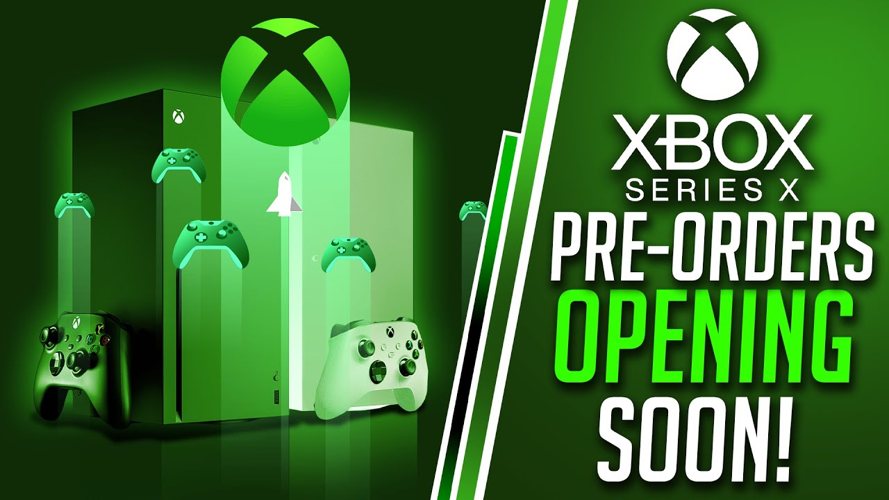 Xbox Series X Pre-Orders COMING SOON Reveals Microsoft Partner | Xbox All Access August Event 2020