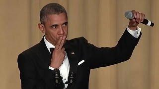 Obama Foundation: Pass the Mic