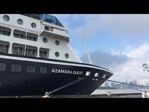 Azamara Ship Tour | New Orleans | AffordableTours com