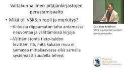 2015 Viipuri-tutkimuksen päivä: Ilkka Mäkinen