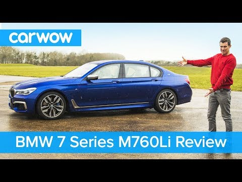 BMW M760Li 2019 review - see why it's worth £138,000 | carwow - YouTube