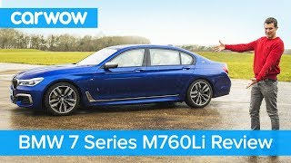 BMW M760Li 2019 review - see why it's worth £138,000 | carwow