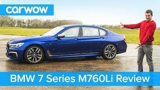 BMW M760Li 2019 review - see why it