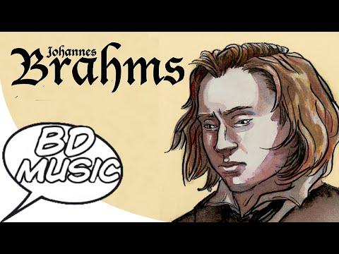 BD Music Presents Brahms (String Quartet No. 1 & more songs)