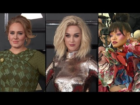Katy Perry, Rihanna, Adele, and More Celebs Are Among Forbes' Highest Paid Musicians of 2017